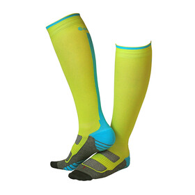 Gococo Compression Superior - Calcetines Running - verde
